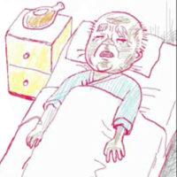 『精神科と高齢者介護との役割』
