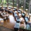 三重県のとあるホテル喫茶コーナー