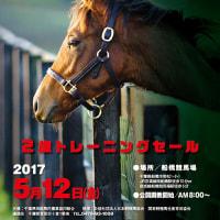 【千葉サラブレッドセール2017(2歳)】の「カタログ(ブラックタイプ)」が公開!