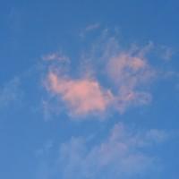4/29 二番目に好きだった雲がこれ