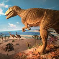 新種の恐竜化石!