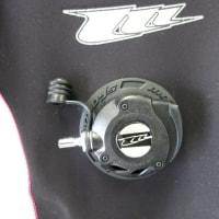ダイビング用ドライスーツ シールゴムの補修 交換 メンテナンス