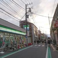 下総中山駅前