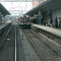 急行 天理行 1020系 【京都駅:近鉄京都線】 2003.3.18 乗り鉄 車両鉄