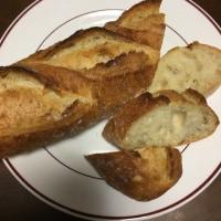 フランス産小麦粉、天然酵母のバタール