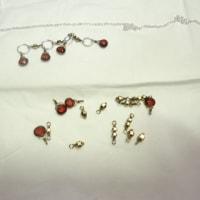 ネックレスからブレスレットにリメイク(2)