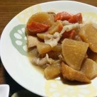 3月29日(水)大根と豚バラの煮物