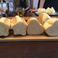 パン、作った