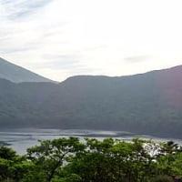 ルーさんと大浪池・えびの岳に登る。