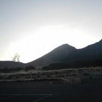 2月28日(火)のえびの高原