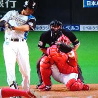 その時  日本シリ-ズ9回満塁サヨナラホ-ムラン