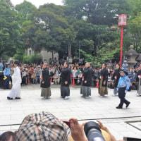 「坂本竜馬展」と稀勢の里の富岡八幡宮刻名式
