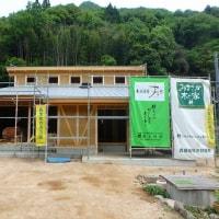 建部の家、構造見学会を開催します