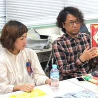 2017年5月6日(土)デッサン基礎クラス・タケウマ先生、たなかしん先生、yamyam先生の授業内容