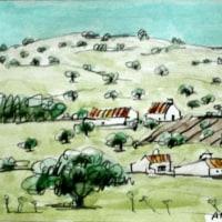 1022.アレンテージョの農家