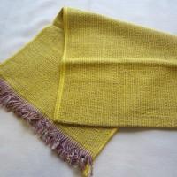 ☆マフラータオル6色織りフリンジ付き☆