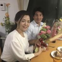 本日の第二弾 ~妻の誕生日~