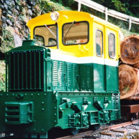 「高知の森林鉄道∞」 開催告知