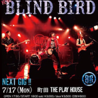 6.4 BLIND BIRD@渋谷La mama
