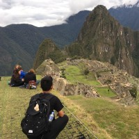 A trip to South America in Peru