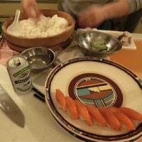 元寿司職人による宴会
