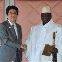 西アフリカ・ガンビア  奇行の独裁者ジャメ大統領、選挙敗北を認めず居座り 軍事介入の動きも