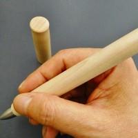 中野木工 「天然木のボールペン」入荷