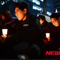 【中央日報社説】世界が驚くろうそく革命の力=韓国・自画自賛の社説が滑稽