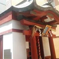 一八稲荷神社 &  松尾神社  (神田多町)