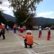 昨日は、岩瀬小・猿田小の運動会に出席しました
