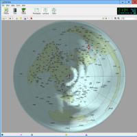 Hamcap と DX Atlas で見る電波伝搬