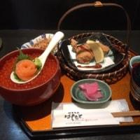 """南三陸キラキラ丼 「創菜旬魚はしもと」で""""キラキラいくら丼""""をいただく"""