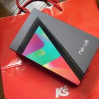 Nexus7を買いました