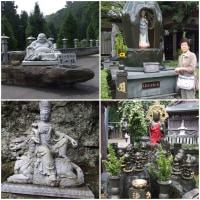 四国八十八か所参り 一、ニの難所といわれる12番札所「焼山寺」到着