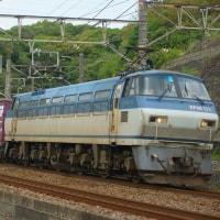 2017年4月24日  東海道貨物線  東戸塚  EF66-133  5095レ