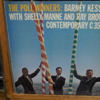 Barney Kessel - The Poll Winners (Contempporary)