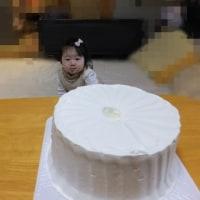 六甲八幡神社下の「チロル」で超特大シフォンケーキをゲット。