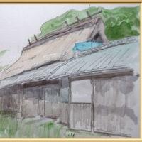 茅葺民家 (三田・上青野)   [733]