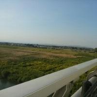 谷中湖までサイクリング