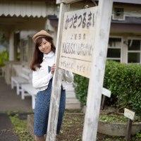 松田奈弓さんを撮影させて頂きました。