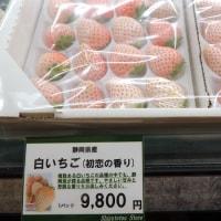 白い苺 ・切り干し芋