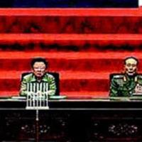 雑談;北朝鮮序列
