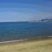 ももち浜へ散歩