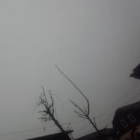 仙台の空3月27日、月曜日