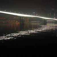 重慶で迎える2回目の正月 今年もやります、ナイトサイクリング めざせ 解放碑!!!!