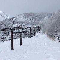 新雪、面白かった〜♪