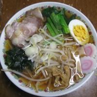 1/15  ひるごはん 醤油ラーメン