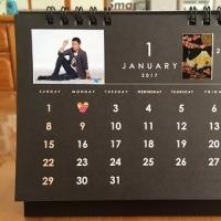 2017萌系台曆