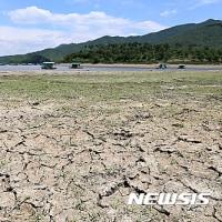 韓国:干ばつ危機警報「注意」 全国的な干ばつの心配