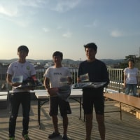 東京2020トレーニングレガッタ